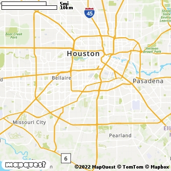 Image Result For Map Quest Houston