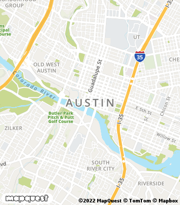 Map of Austin - Collection Agency