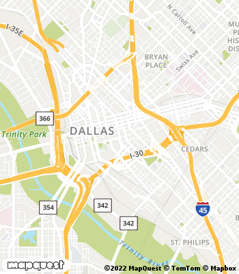 Map of Dallas - Collection Agency