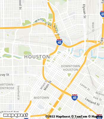 Map of Houston - Collection Agency