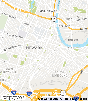 Map of Newark - Collection Agency