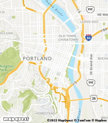 Map of Portland - Collection Agency