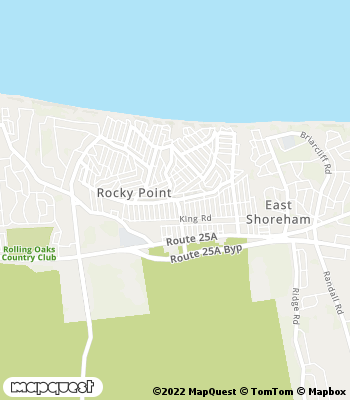 Map of Rocky Point - Collection Agency