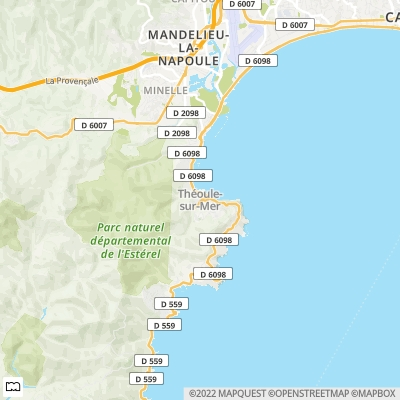 Property for sale in Theoule sur Mer, 06, France