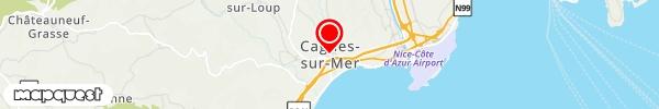 Cagnes Sur Mer, France