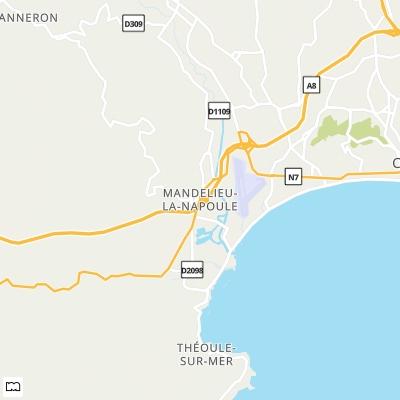 Mandelieu La Napoule, France