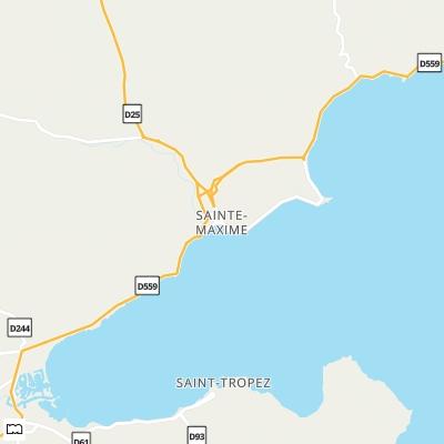 Bien à vendre à Ste Maxime, 83