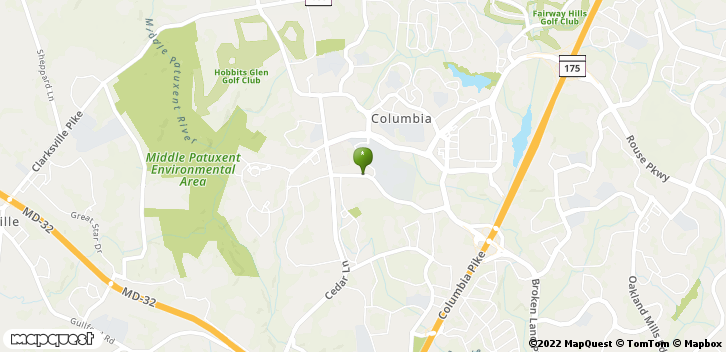 Columbia, MD, 21044 Map