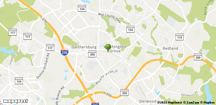 Gaithersburg, MD, 20877 Map