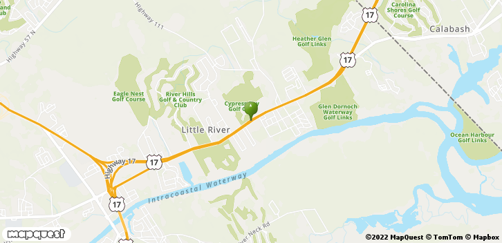 1370 Highway 17 Little River, SC, 29566 Map