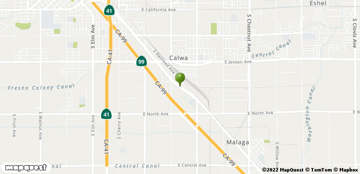 2757 S Golden State Blvd Fresno, CA, 93722 Map