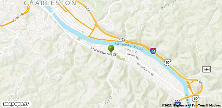 3100 MacCorkle Ave Se Charleston, WV, 25304 Map