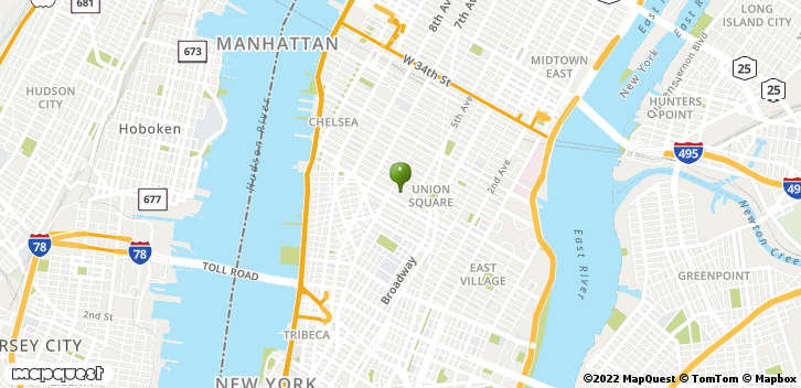 34 W 14th St, 1 New York, NY, 10011 Map