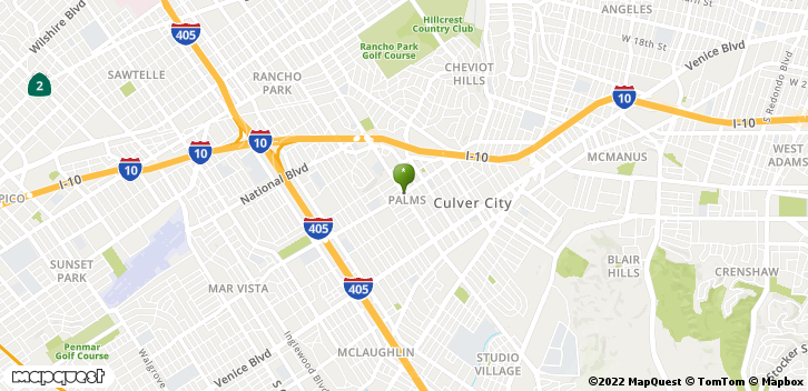 3500 Overland Ave Ste 230 Los Angeles, CA, 90034 Map