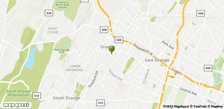 357 Lincoln Avenue Orange, NJ, 07050 Map