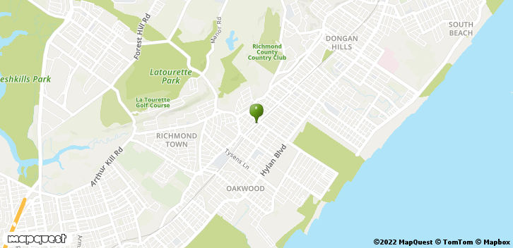 49 New Dorp Plz Staten Island, NY, 10306 Map