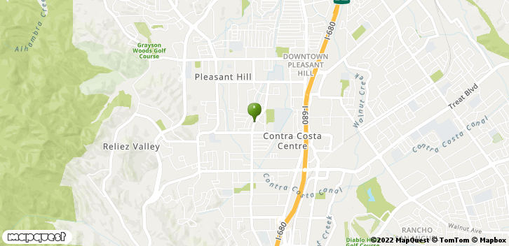 540 Patterson Blvd Pleasant Hill, CA, 94523 Map