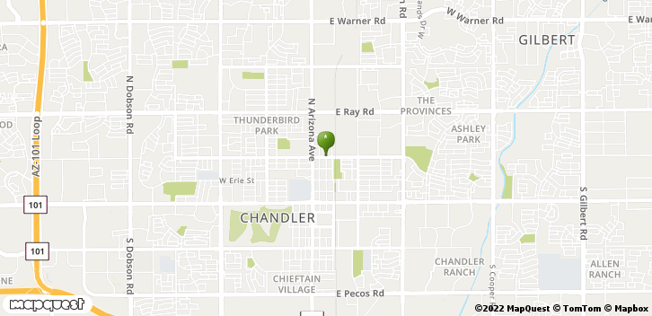 599 N Colorado St Chandler, AZ, 85225 Map