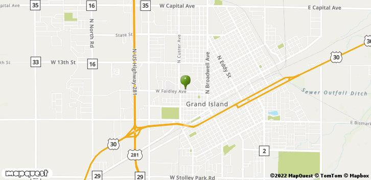 620 N Alpha St Grand Island, NE, 68803 Map