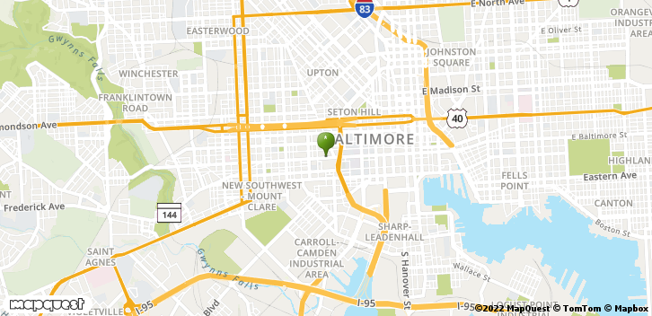 Div Infectious Disease Baltimore, MD, 21201 Map