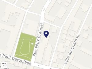 3 Rue Félix Braquet, Bois-Colombes, France