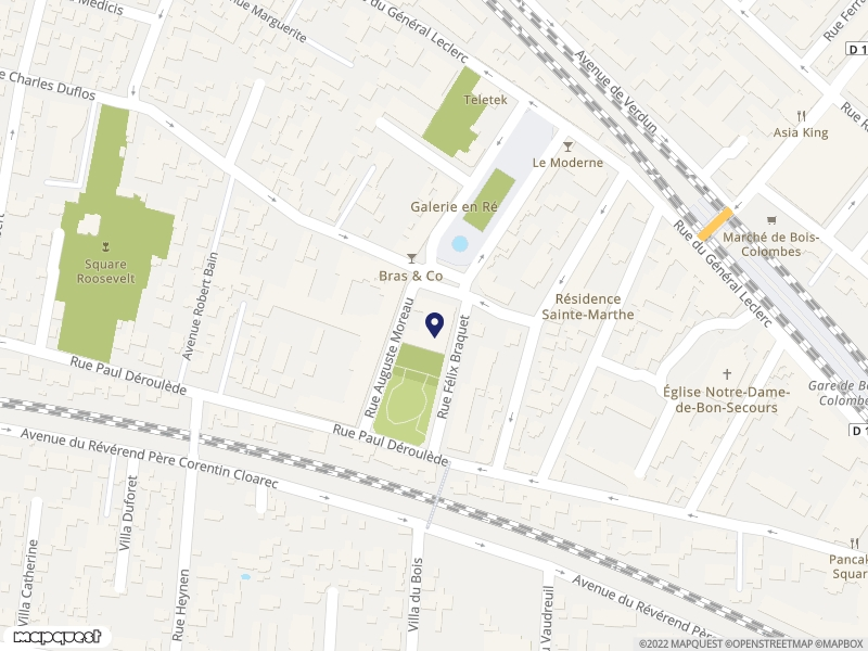 15 Rue Charles Duflos, Bois-Colombes, France