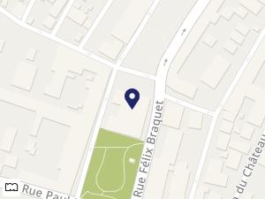 Mairie de Bois-Colombes, Rue Charles Duflos, Bois-Colombes, France