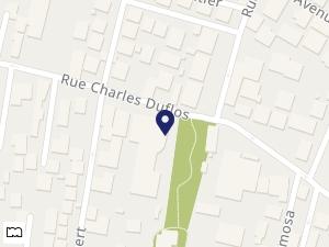 Espace Duflos, Rue Charles Duflos, Bois-Colombes, France