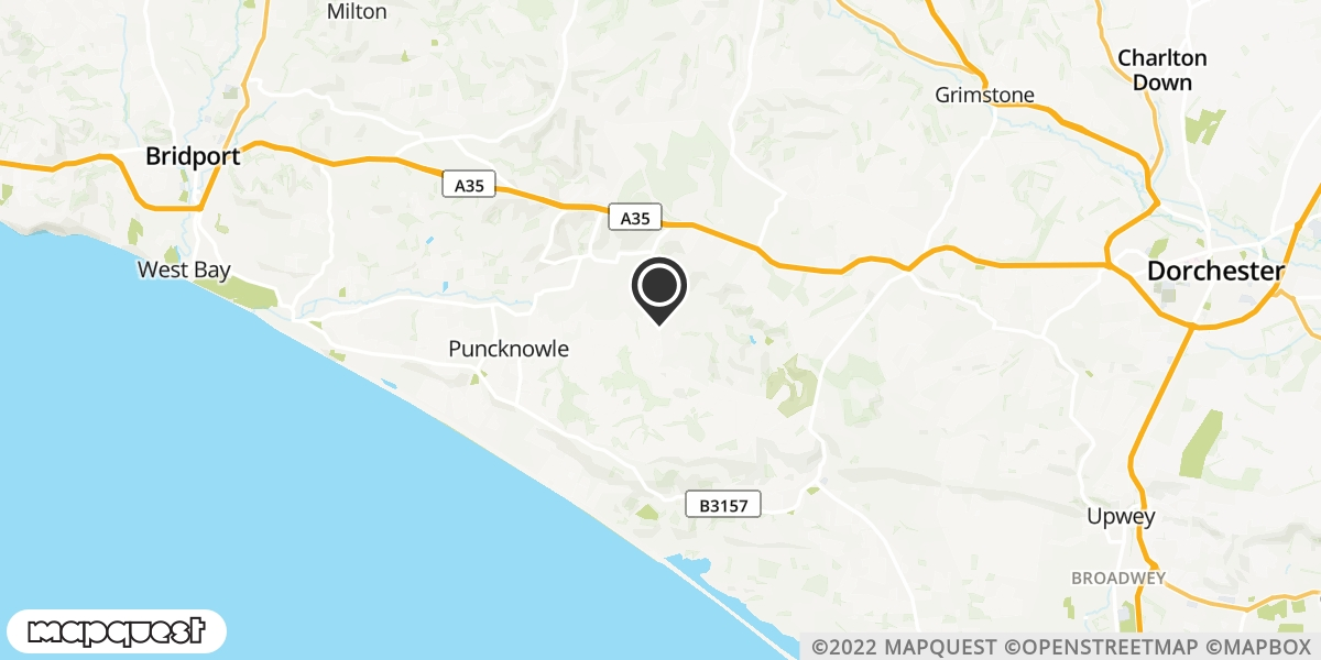 local map of watch repair drop off points in Abbotsbury, Dorset | Repairs by Post