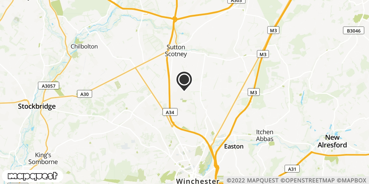 local map of watch repair drop off points in Arlesford, Hampshire | Repairs by Post