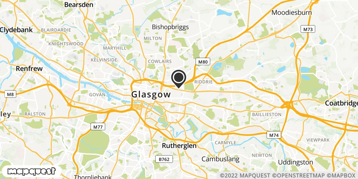 local map of watch repair drop off points in Ballindalloch, Morayshire | Repairs by Post