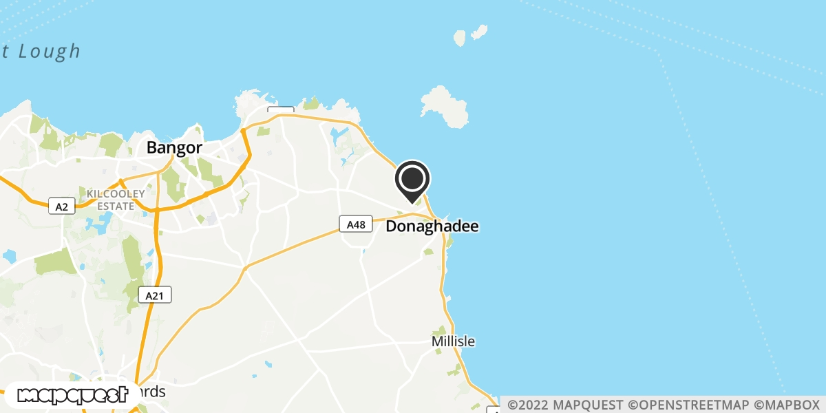 local map of watch repair drop off points in Bannff, Banffshire | Repairs by Post
