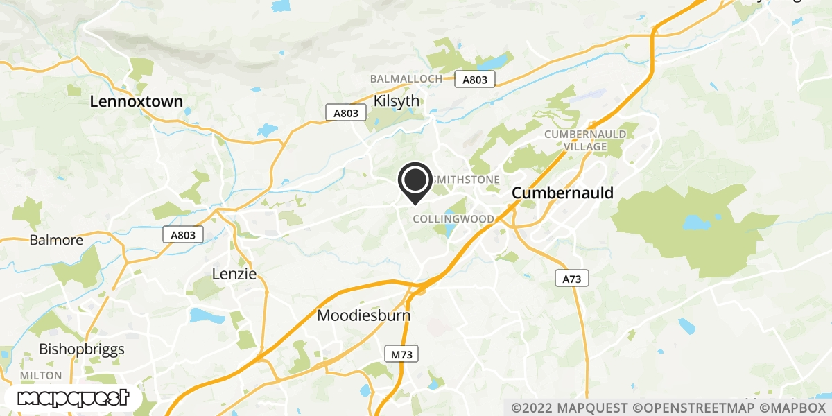local map of watch repair drop off points in Barrhead, Strathclyde | Repairs by Post