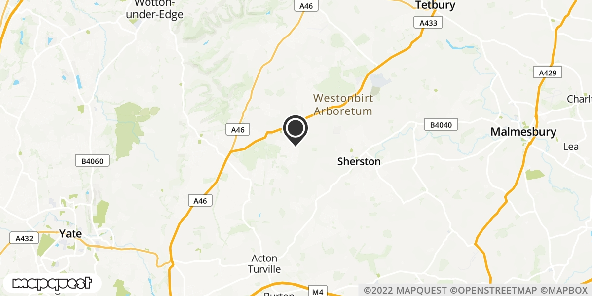 local map of watch repair drop off points in Chippenham, Wiltshire | Repairs by Post