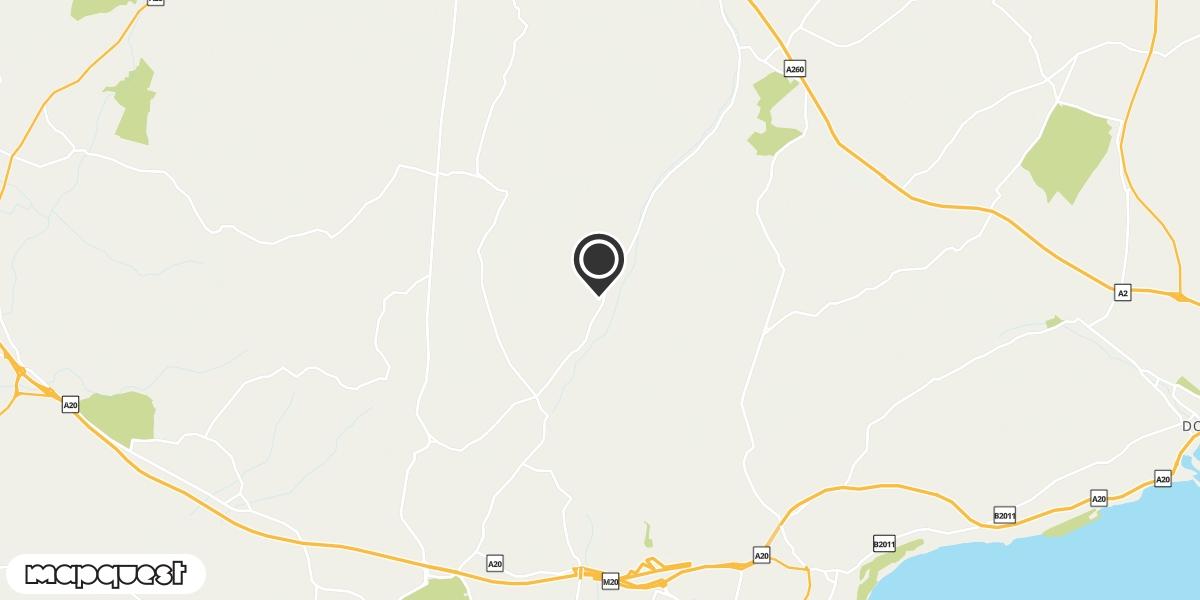 local map of watch repair drop off points in Elham, Kent | Repairs by Post