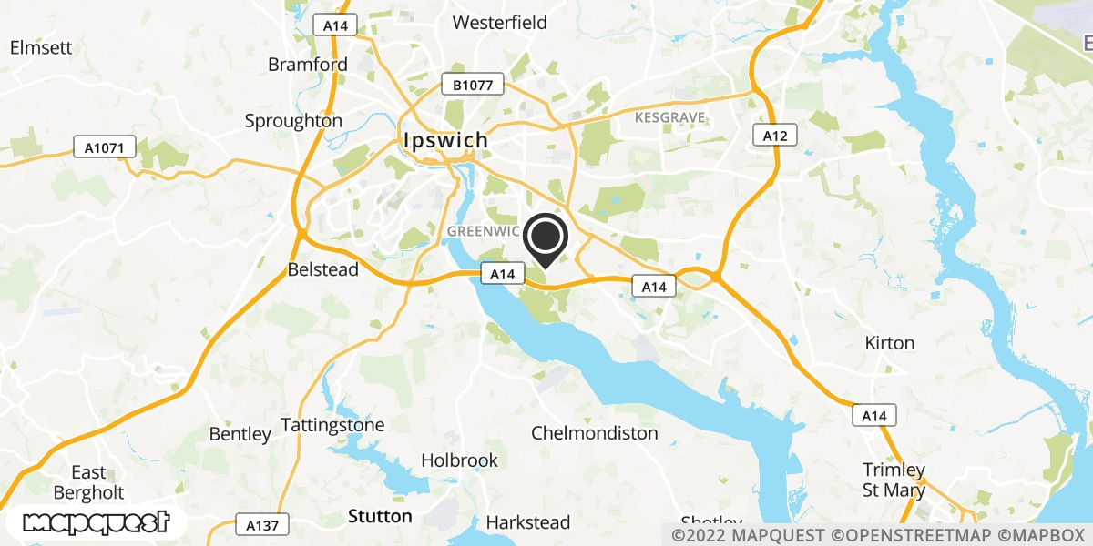 local map of watch repair drop off points in Elveden, Suffolk | Repairs by Post