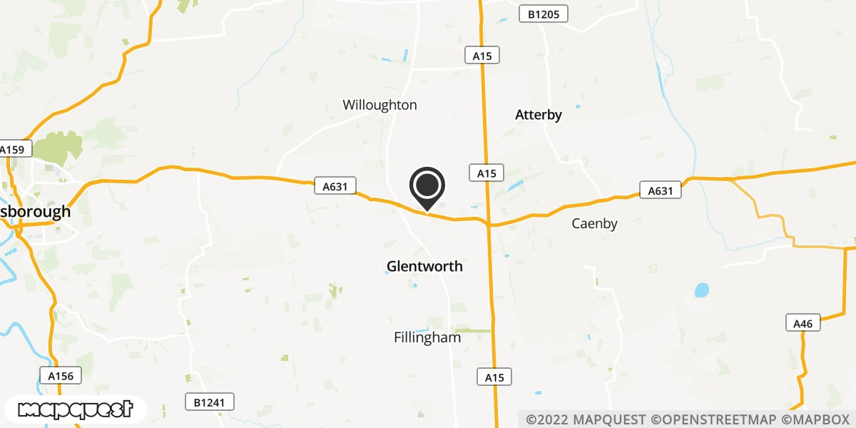 local map of watch repair drop off points in Hemswell Cliff, Lincolnshire | Repairs by Post
