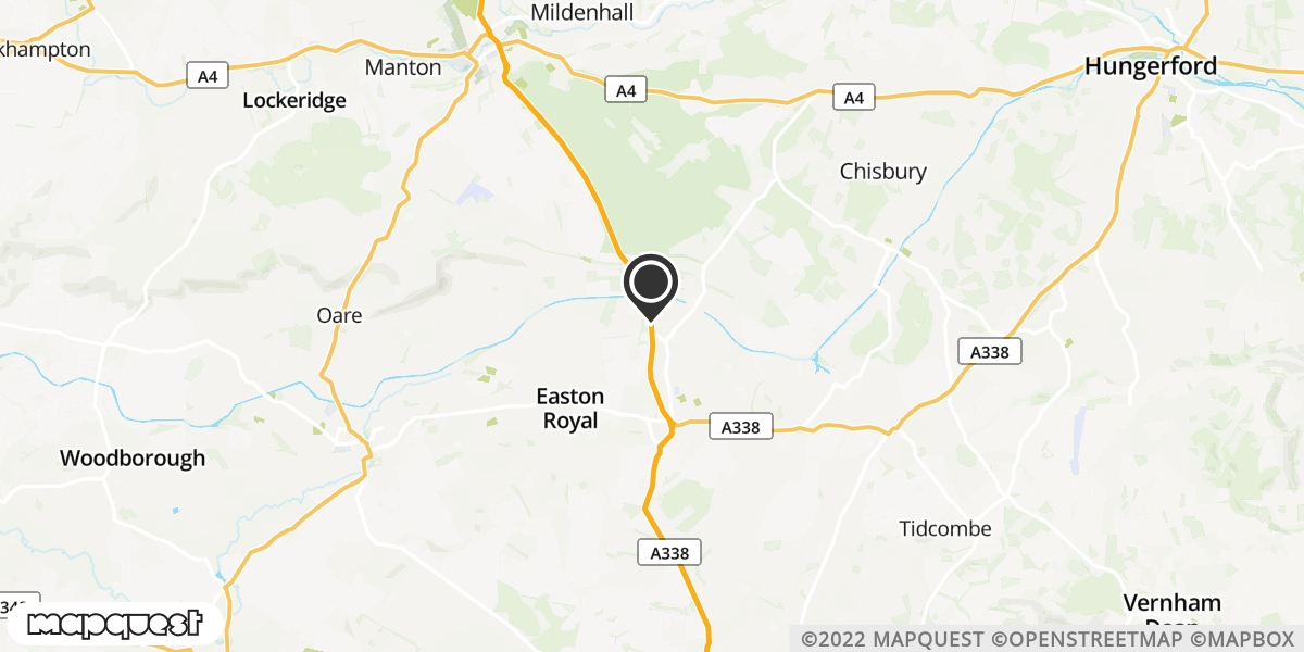 local map of watch repair drop off points in Marlborough, Wiltshire | Repairs by Post