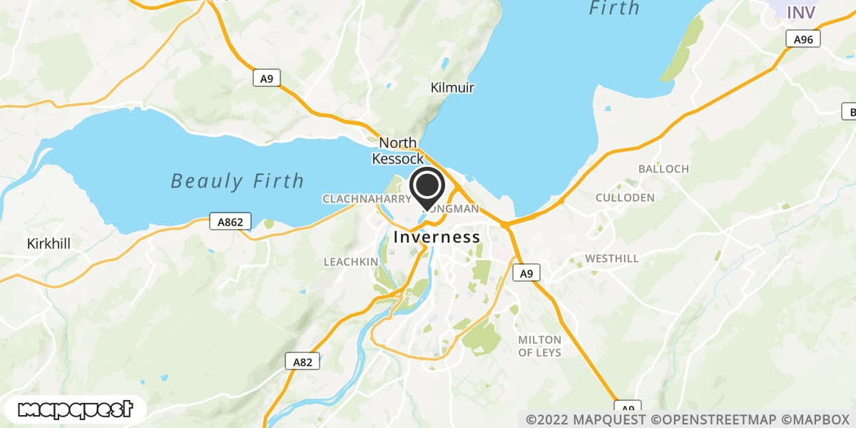 local map of watch repair drop off points in Plockton, Inverness-shire | Repairs by Post