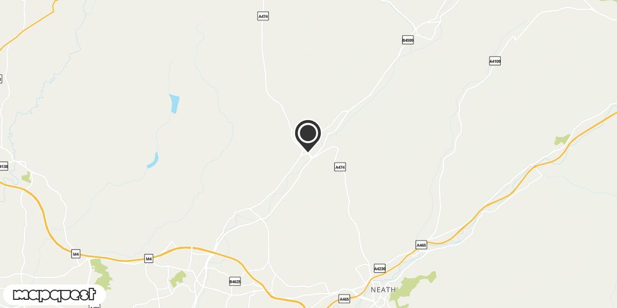 local map of watch repair drop off points in Pontardawe, Swansea | Repairs by Post