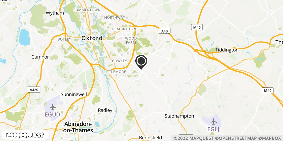 local map of watch repair drop off points in Watlington, Oxfordshire | Repairs by Post