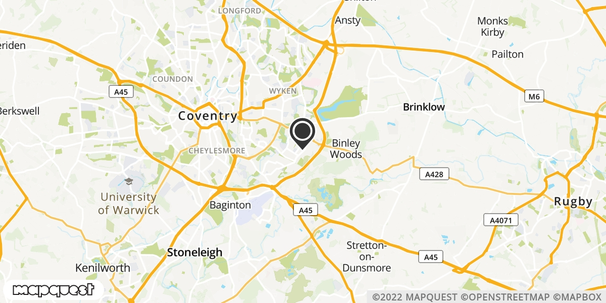 local map of watch repair drop off points in Willenhall, West Midlands | Repairs by Post