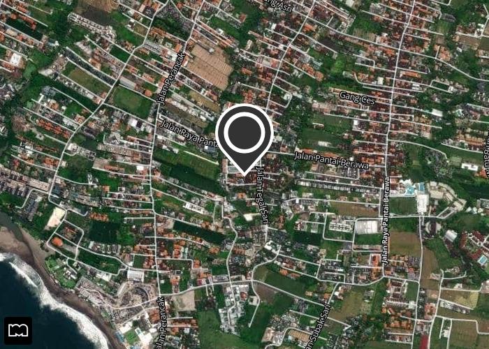 Map of Kubu Betel Home Stay