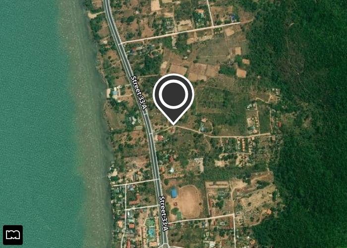 Map of Kep Arunrash