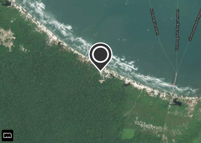 Map of Sol Beach Resort