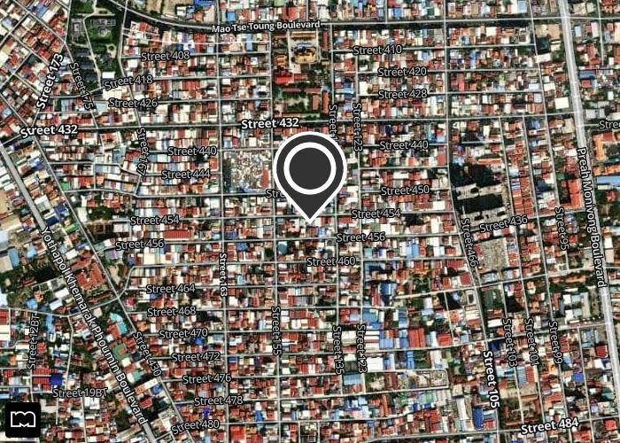 Map of Poki Poke